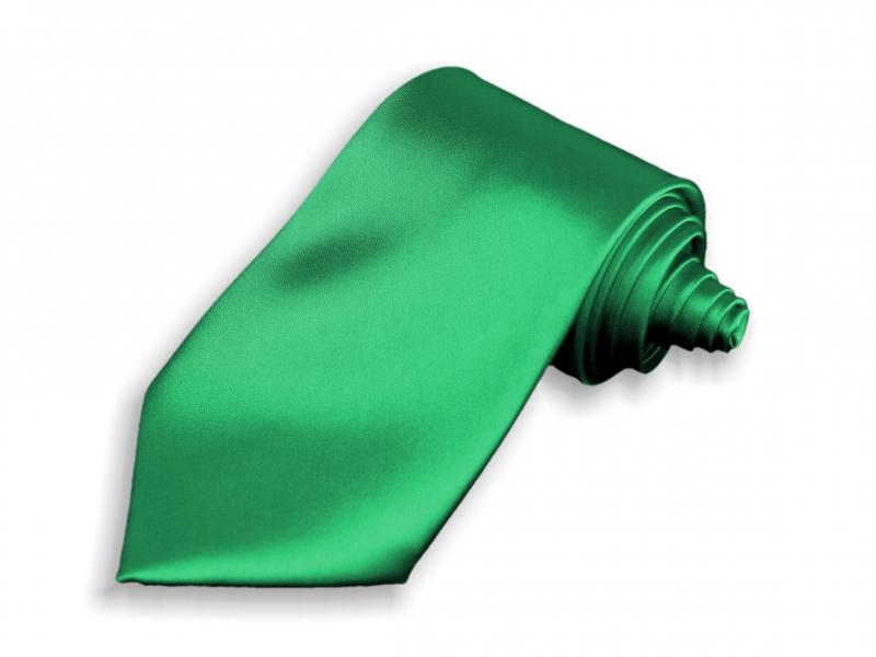Doplnky pre ženicha - Kravata zelená