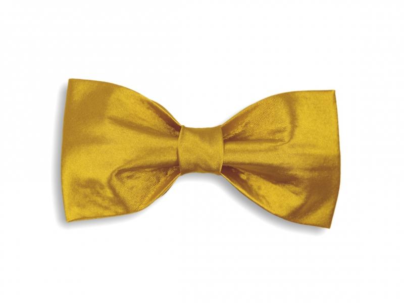Doplnky pre ženicha - Zlatý motýlik