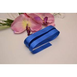 Taftová stuha - modrá