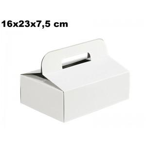 Krabička na výslužky 23x16x7,5 cm