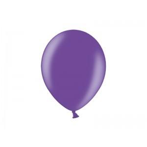 Metalický balónek - fialová