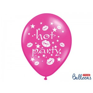 Nafukovací balónek Hot party