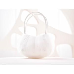 Svatební kabelka s uchem