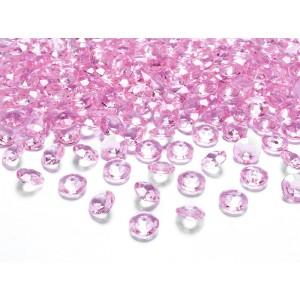 Diamanty - růžové