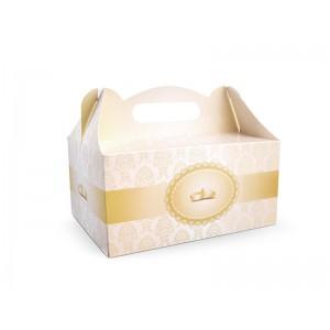 Krabička na cukroví - prstýnky