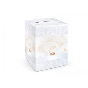 Krabička na přání - růže