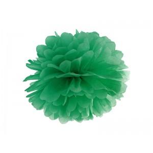 Pompom - zelená