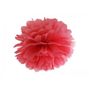 Pompom - červená