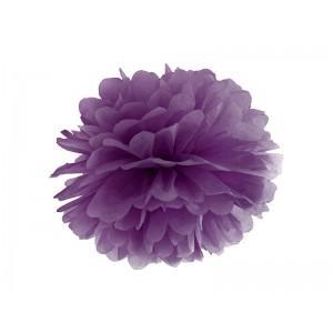 Pompom - fialová