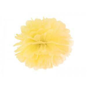 Pompom - žlutá