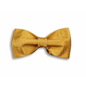 Zlatý tkaný motýlek