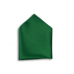 Kapesník do saka tmavě zelený